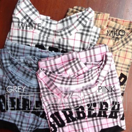 Burberry 86 Shirt Detail