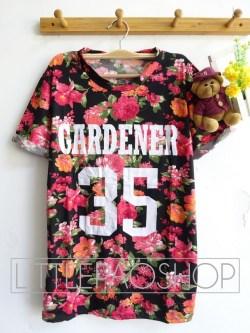 Gardener 35 Shirt(Pink) - ecer@63rb - seri4w 232rb - spandex wedges - fit to L