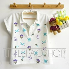 [IMPORT]Cutie Polo Shirt - ecer@78rb - seri2motif 146rb - lacoste - fit to L