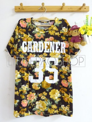 Gardener 35 Shirt(Yellow) - ecer@58rb - spandex wedges - fit to L