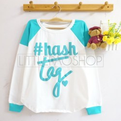 #Love Top (tosca) - ecer@68rb - seri6w 384rb - wedges+babyterry - fit to L
