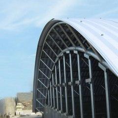 Baja Ringan Lengkung Atap Pvc Roof Alderon | Supplier Bahan Bangunan Disda ...