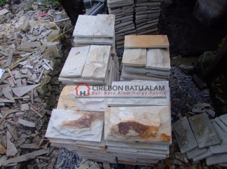 Jenis Batu Alam Palm RTA (Rata Alam)