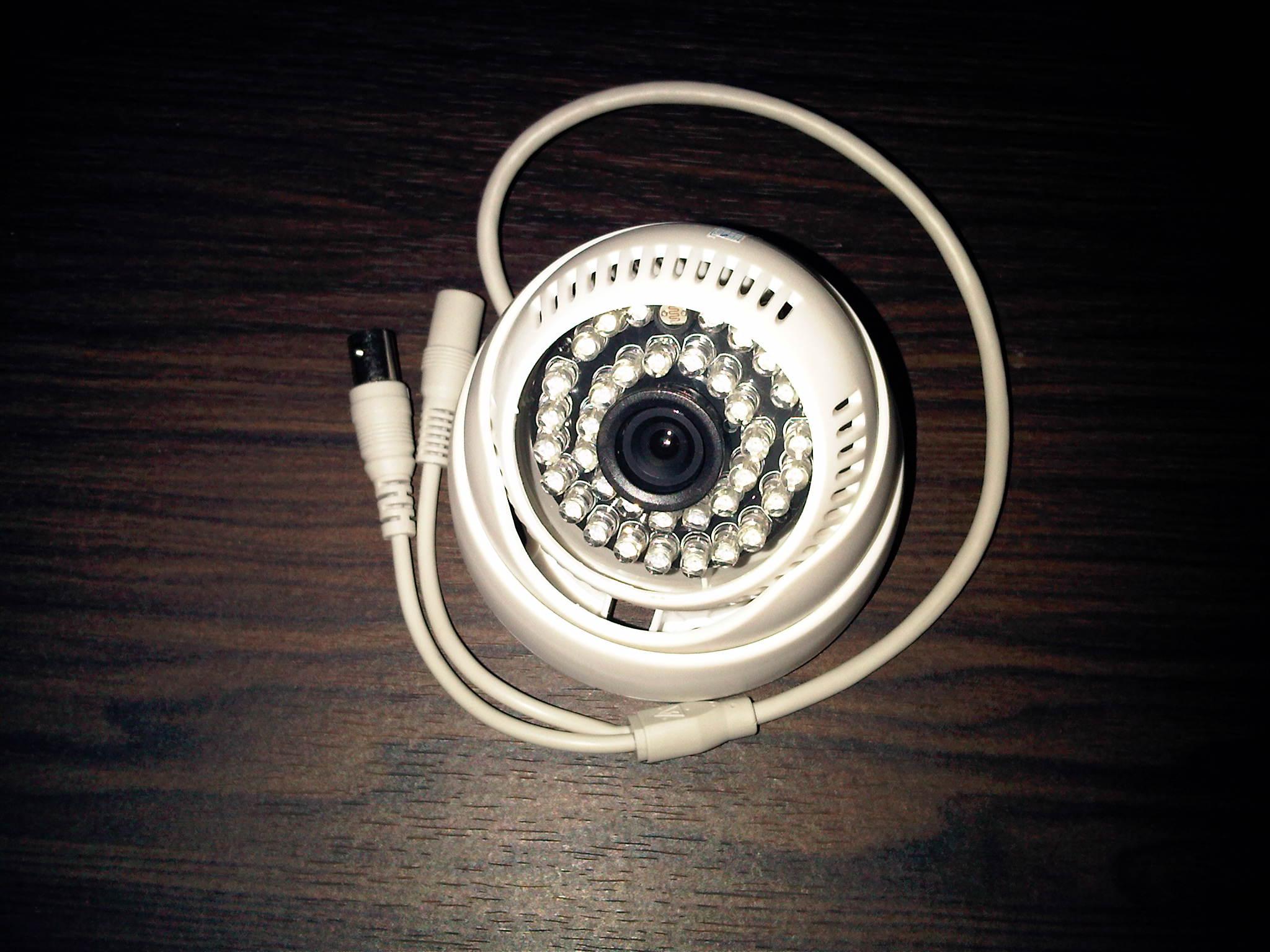 PAKET CCTV DVR ONLINE HARGA MURAH: PERBANDINGAN KAMERA
