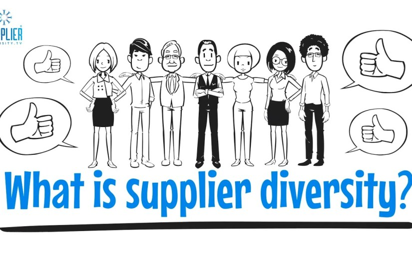 What Is Supplier Diversity Explainer Video