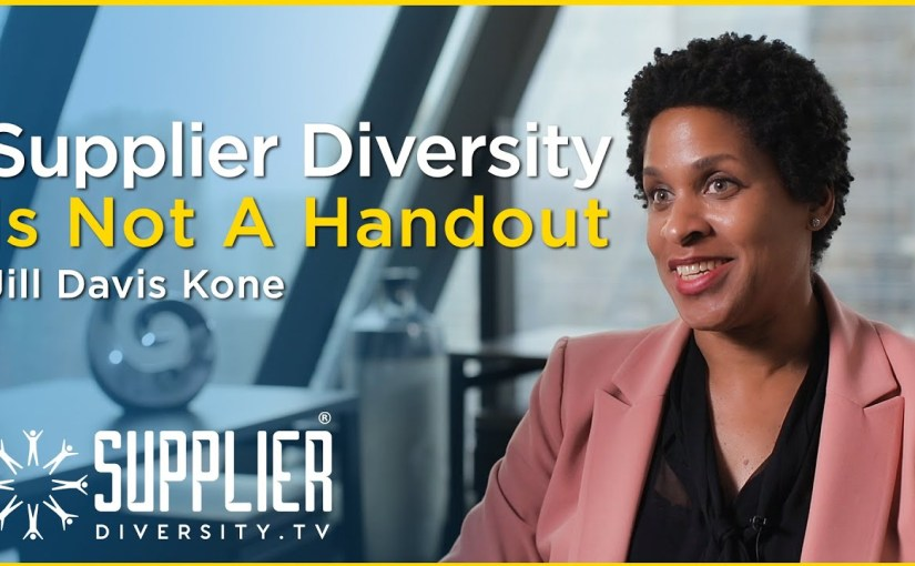 S02:E02 – Supplier Diversity Is Not A Handout With Jill Davis Kone