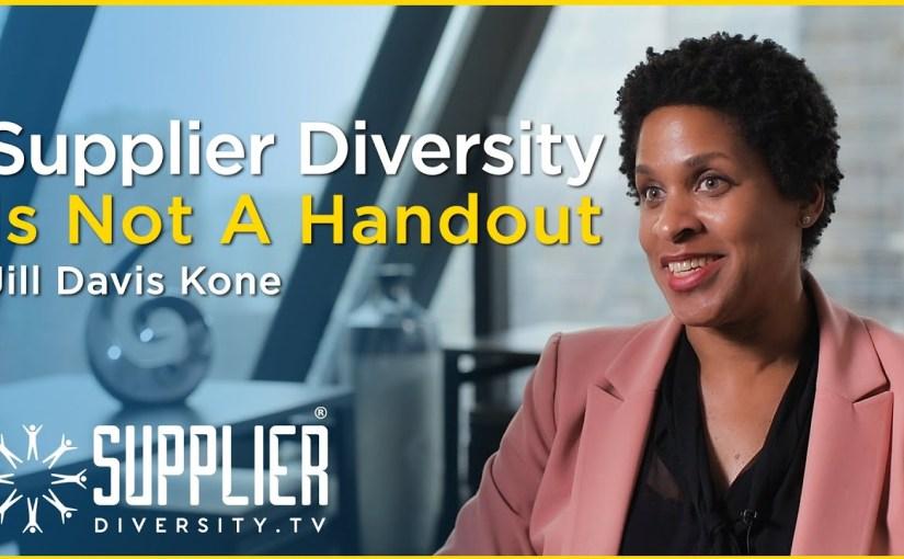 S02:E02 – Supplier Diversity Is Not A Handout With Jill Davis Kone