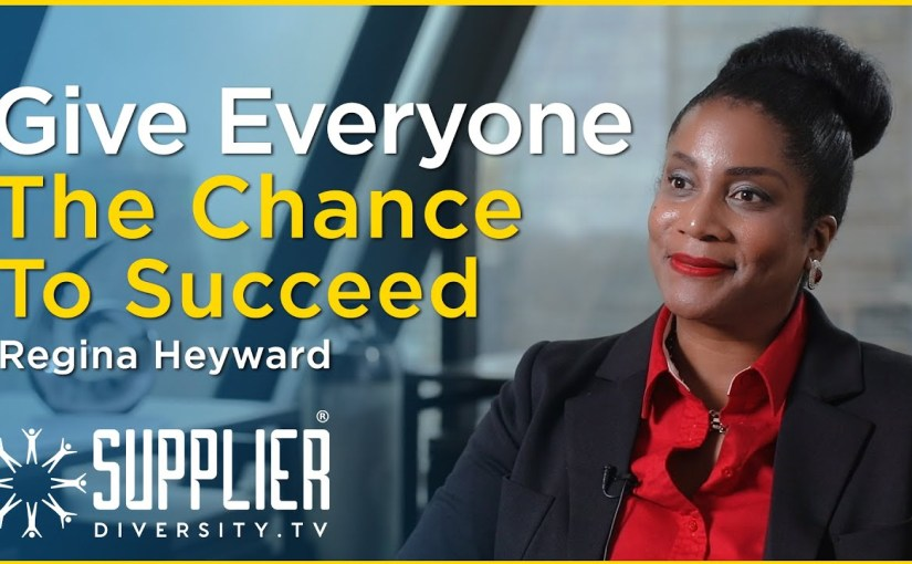 S02:E04 – Give Everyone In Our Society The Chance To Succeed With Regina Heyward