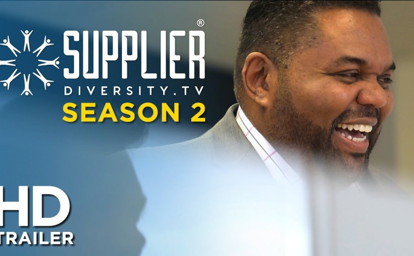 SupplierDiversity.TV®️  Season 2 Trailer 2020