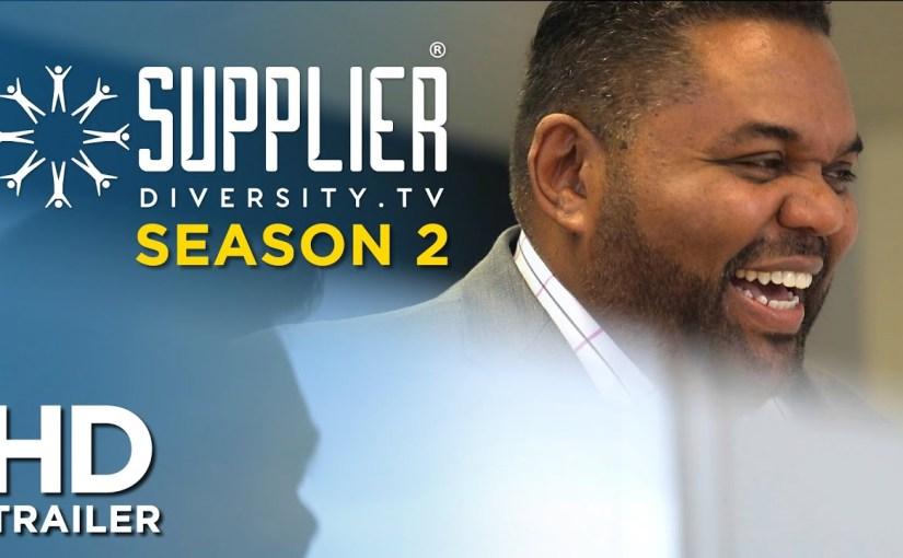 SupplierDiversity.TV®️  Season 2 Trailer 2020