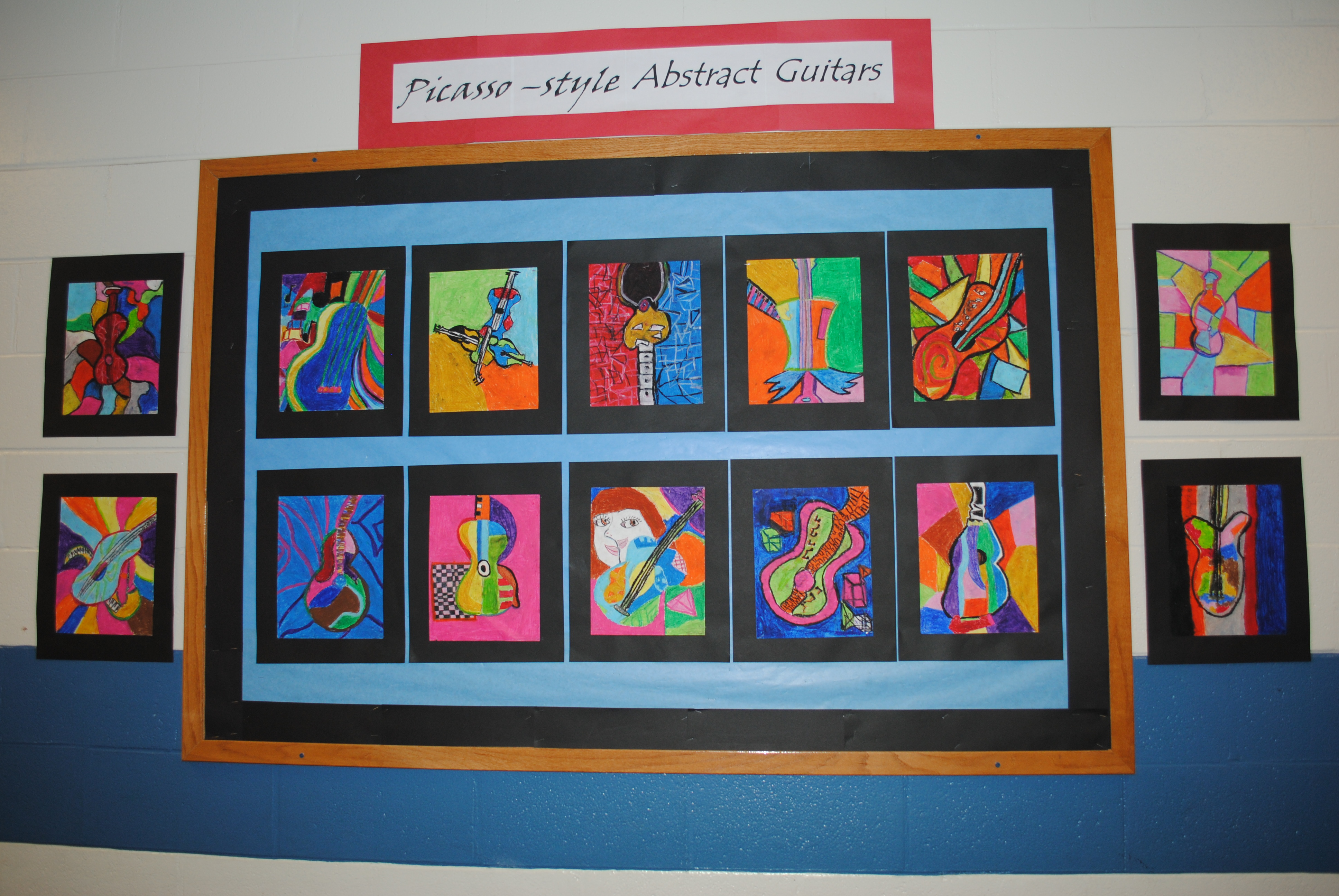Art Lesson For Elementary Students