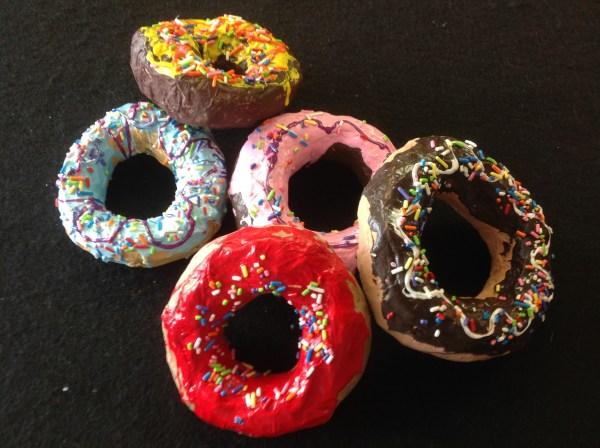 Smartteacher Resource Paper Mache' Donuts