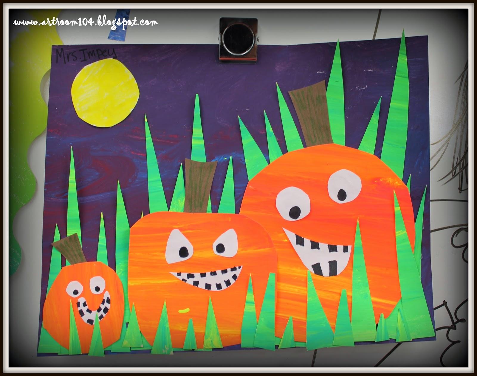 The Smartteacher Resource Crazy Secondary Pumpkins