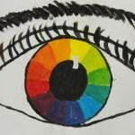 Color Wheel Drawing Ideas Creative Art