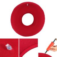 3 Colors Round Seat Cushion Inflatable Round Chair Pad Hip ...