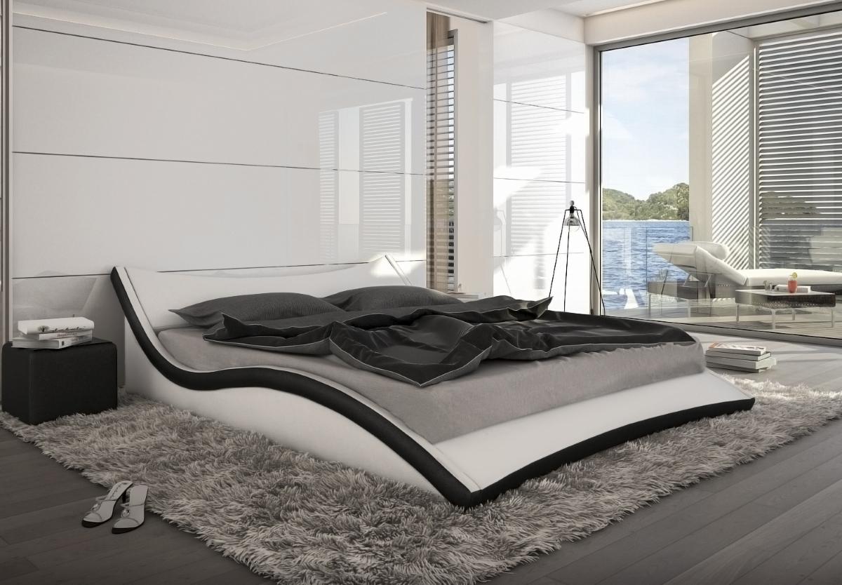 Betten 160x200 Schwarz