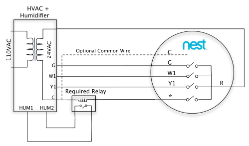 small resolution of nest thermostat heating cooling wiring diagram get free heat pump thermostat wiring diagrams hvac thermostat wiring