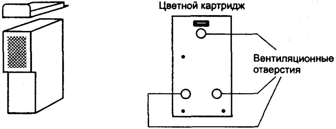 Заправка картриджа CANON BCI-21C