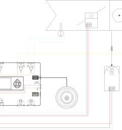 wiring vav w hot water reheat 2 png [ 2061 x 1333 Pixel ]