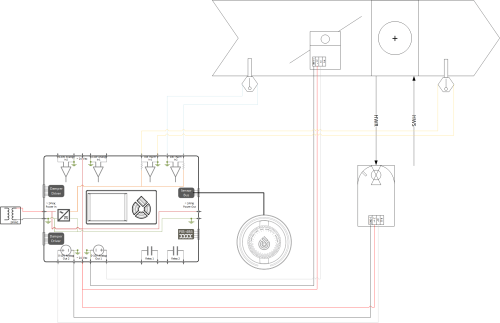 small resolution of wiring vav w hot water reheat 2 png