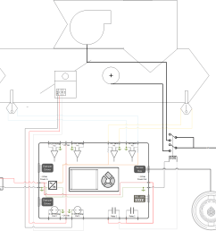 wiring vav w electric reheat parallel fan 3 png [ 1430 x 1338 Pixel ]