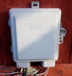 how to connect your amplex phone to your home phone wiring amplex outdoor phone wire box outside phone box wiring [ 878 x 1024 Pixel ]