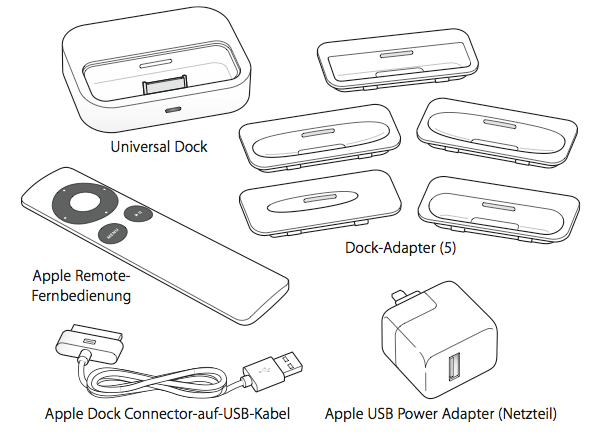 apple ipod classic bedienungsanleitung