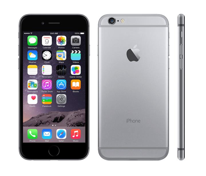 iPhone 6 - 技術仕様