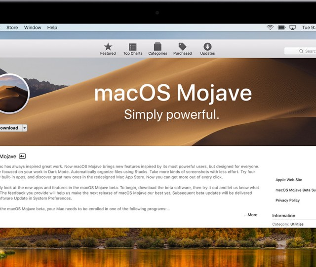 Install Updates For Your Mac If You Have A Pc Get Updates From Microsoft