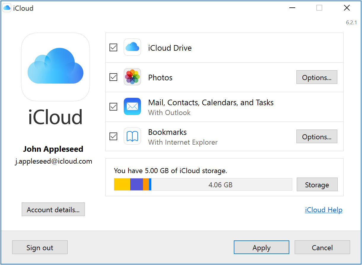 Download iCloud for Windows  Apple Support