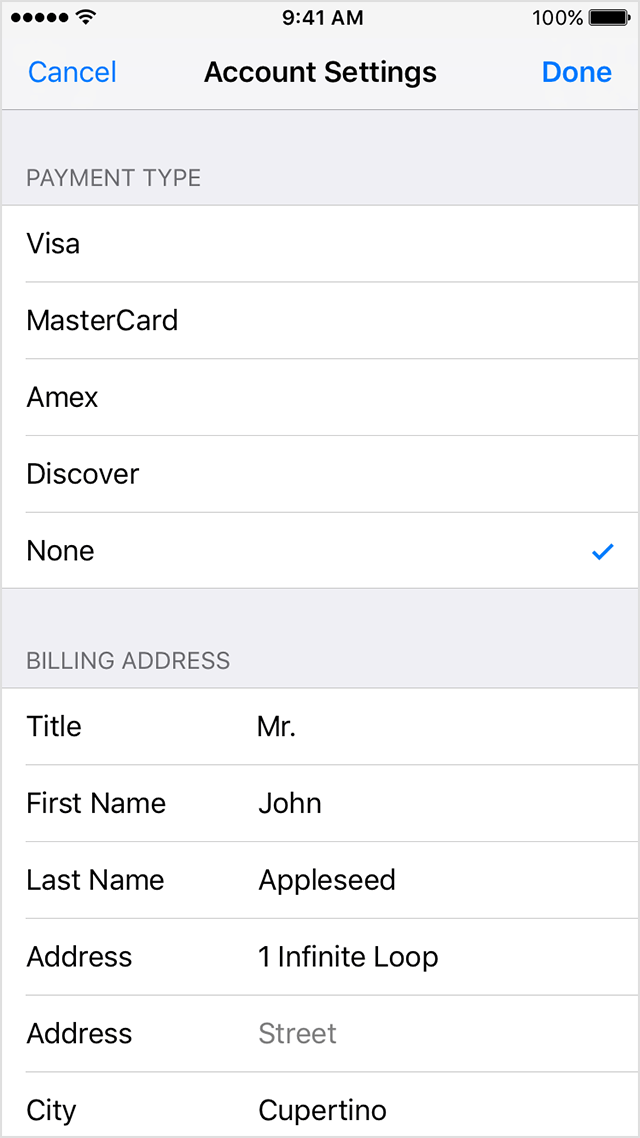 Make App Store Account Without Credit Card