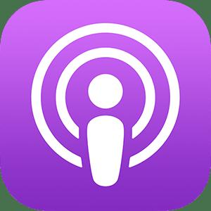 「Apple podcast アイコン」の画像検索結果