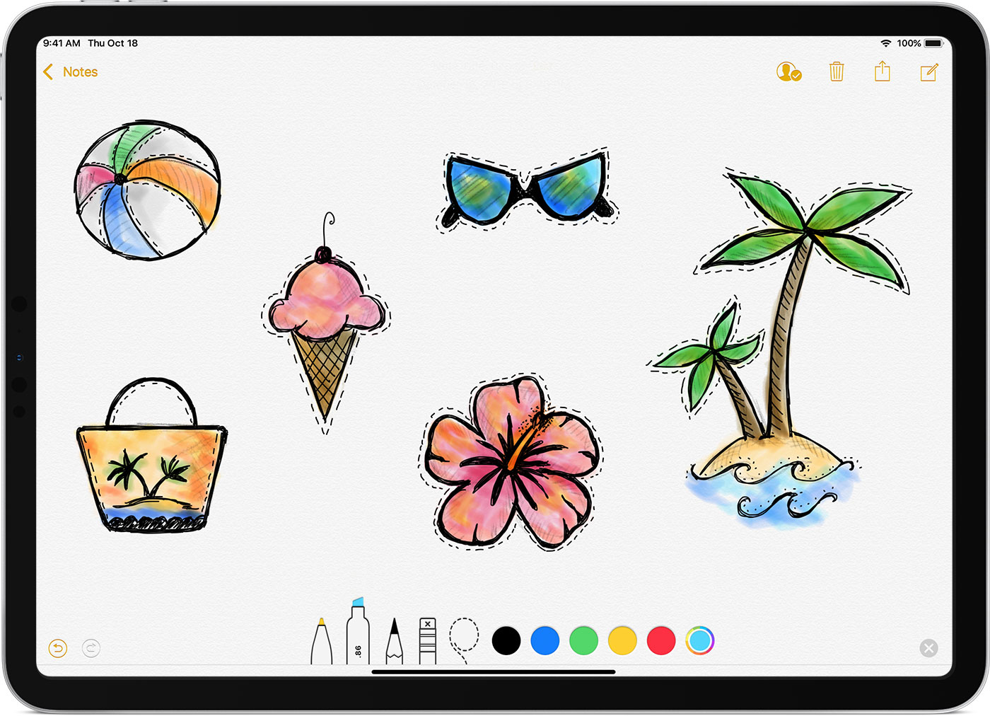 use apple pencil with