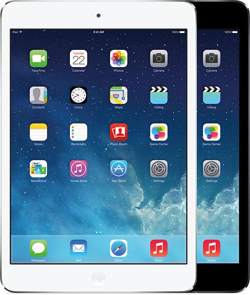 iPad mini 2 A7 2コア 1.3GHz
