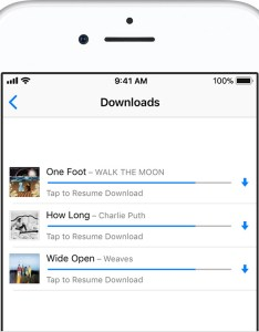 On an iphone ipad or ipod touch also if music movies tv shows from the itunes store unexpectedly rh supportle
