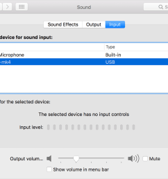 to use your computer s audio input port as a sound input go to system preferences sound input  [ 1200 x 898 Pixel ]