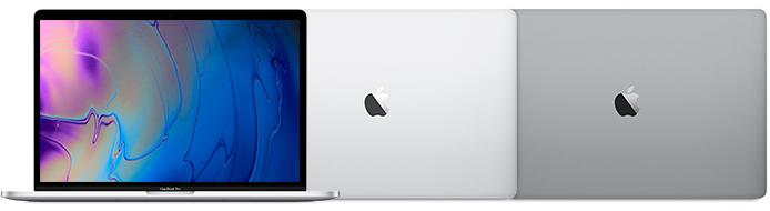 apple macbook pro 15 space grau 2018