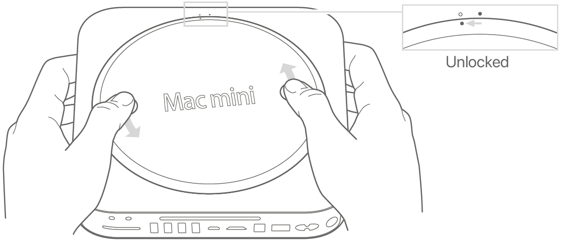 Apple Mac Mini Server Mid 2010 User Manual