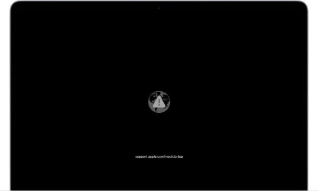 Wenn dein Mac nicht vollständig startet - Apple Support (DE)