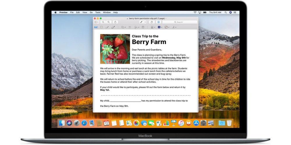 medium resolution of preview for mac