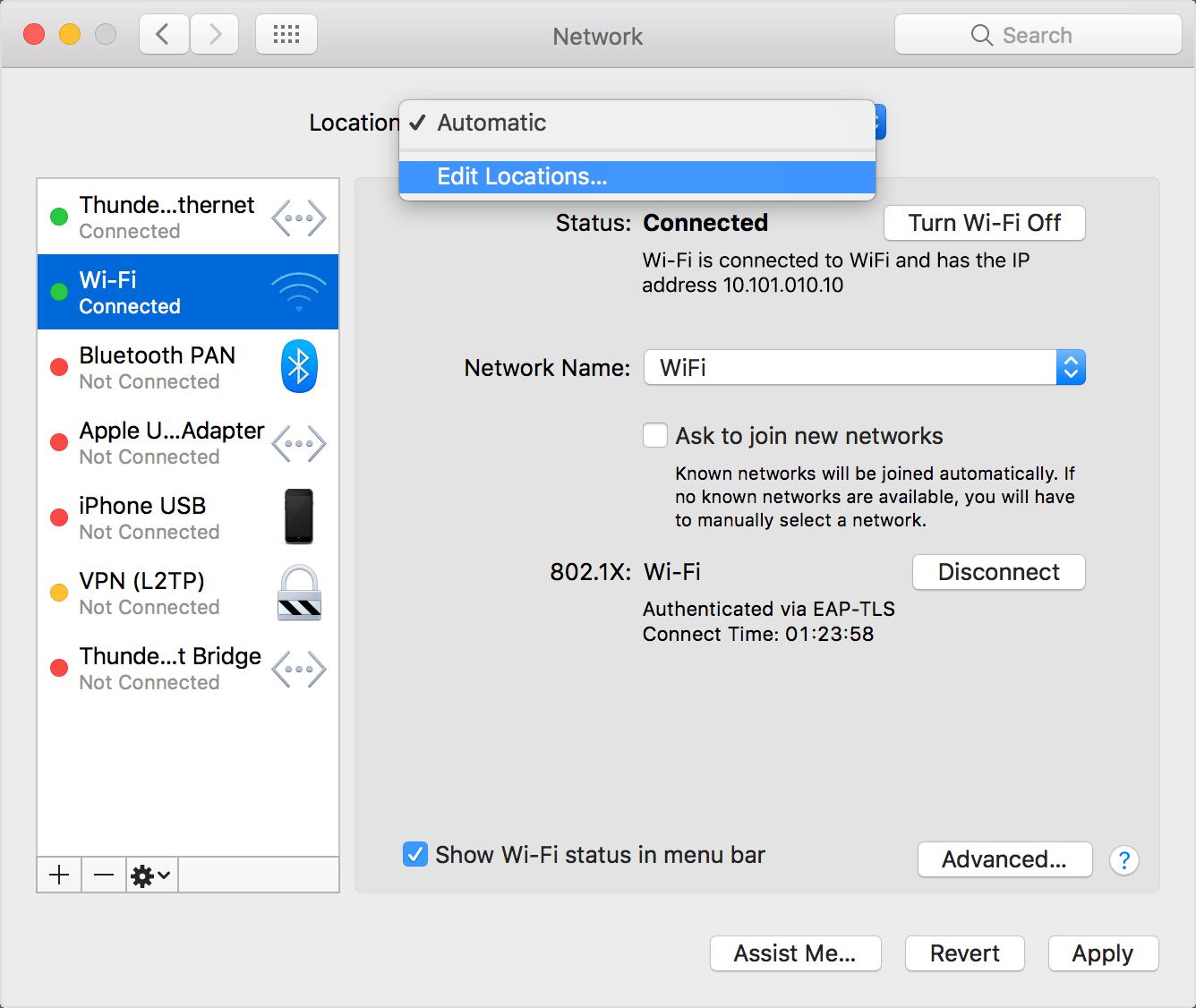 Apple Color Change Render Directory