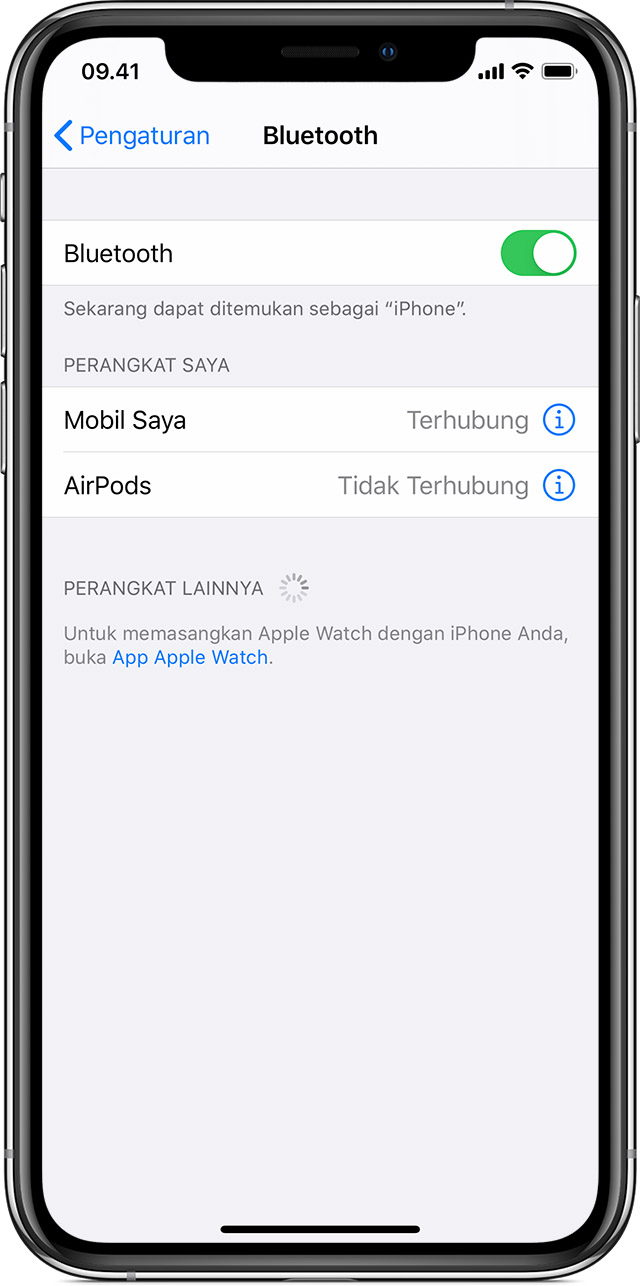 Cara Menggunakan Airpods Di Android : menggunakan, airpods, android, Memasangkan, Aksesori, Bluetooth, Pihak, Ketiga, Dengan, IPhone,, IPad,, Touch, Apple, Support
