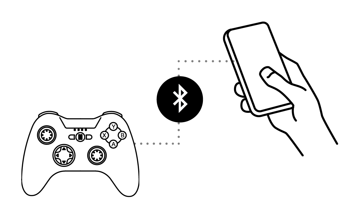Secure the tether and connect to drone