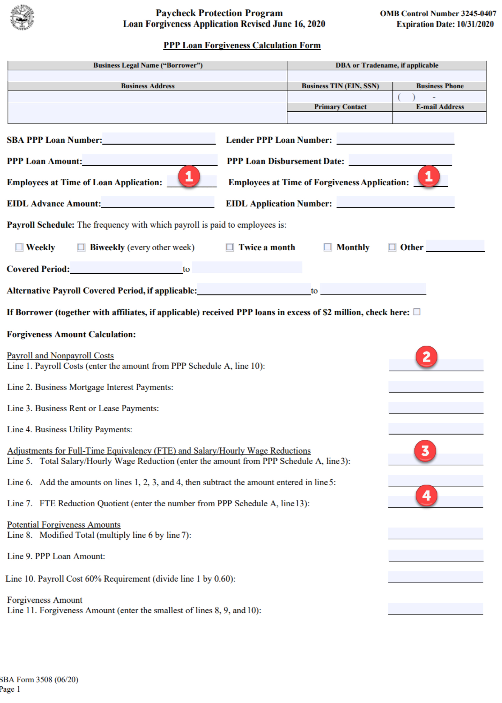 Ppp Loan Step By Step Guide Form Brand S Help Center