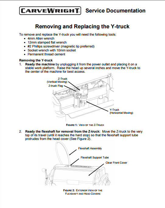 ReplacingYtruck