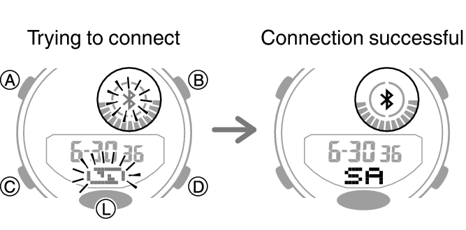 Configuring World Time Settings Module No. 5554/5555 G