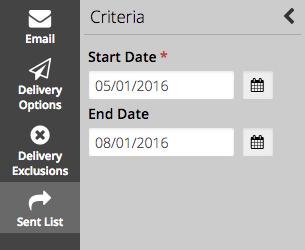 CT6 - Sent List