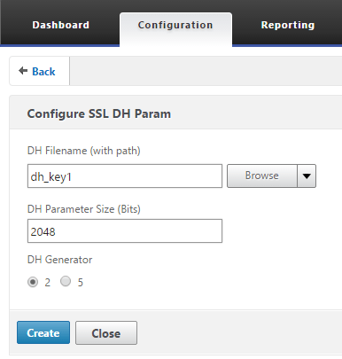How Do I Configure Perfect Forward Secrecy Pfs On Netscaler