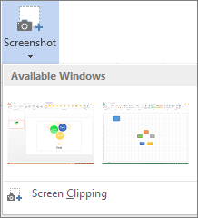 Screenshot gallery