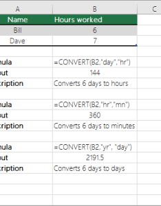 Example convert between time units also times excel rh support office